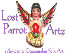 lost parrot arts mexican folk art
